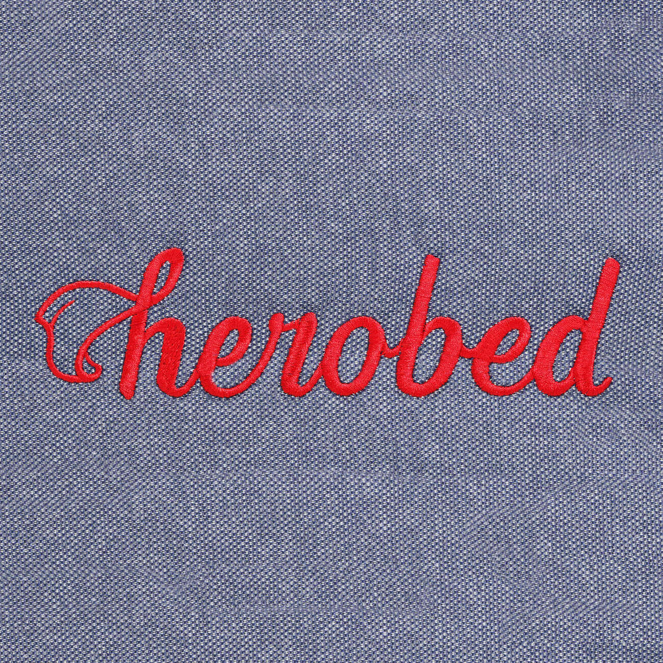 HEROBED_logo_embroidery